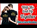 PICK A CARD- WILL WE END UP TOGETHER- TIMELESS- ALL SIGNS- MAGIC WANDS TAROT