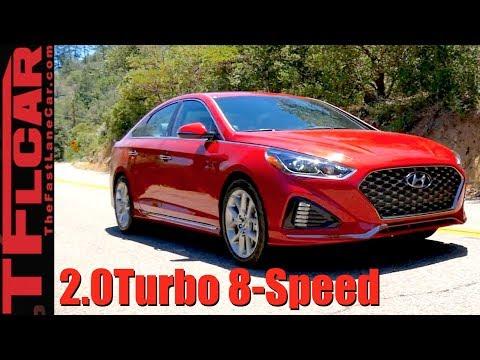 2018 Hyundai Sonata Turbo: Top 5 Surprising Features