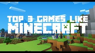 Top Games Like MineCraft PE