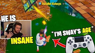 This is the NEXT FAZE SWAY that you DON'T know about... (goated 16 year old)