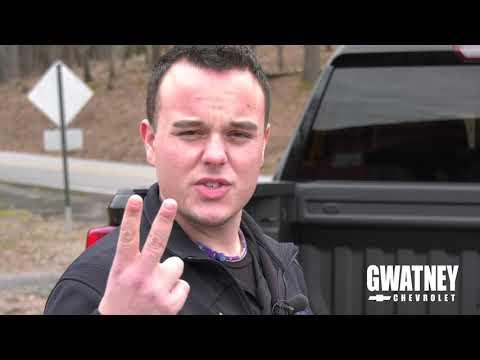Gwatney Chevrolet Jacksonville Arkansas >> Blake Mitchell Salesperson At Gwatney Chevrolet Talks About The 2019 Silverado