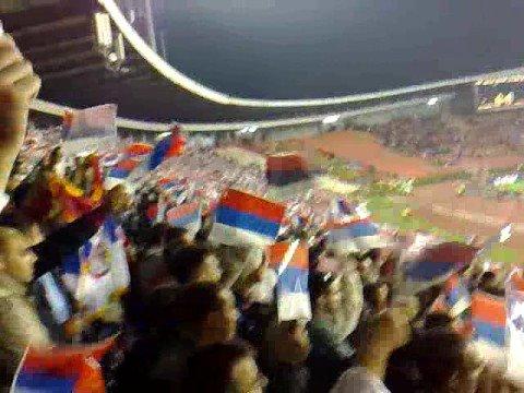 Srbija-Litvanija (3-0) 11.10.2008