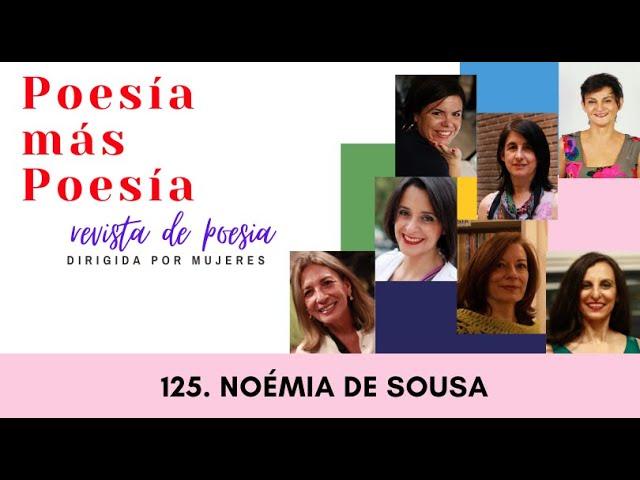 125 POESÍA MÁS POESÍA: NOÉMIA DE SOUSA
