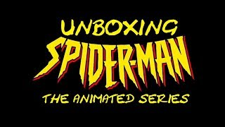 Unboxing Spider-Man The Animated Series (Blu-ray)