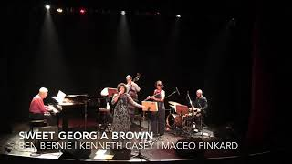 SWEET GEORGIA BROWN |  Indiana Nomma & Osmar Milito Quarteto