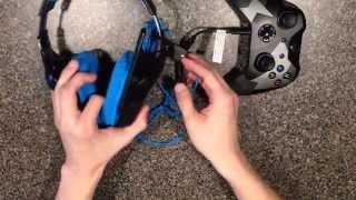 Kılavuzu Yeni 3.5 mm Bir Xbox Denetleyicisi ile Uyumlu Kulaklık | İçin
