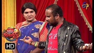 Venky Monkies Performance | Jabardasth | 22nd  March 2018  | ETV Telugu