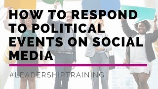What Leaders Can Learn From Tech Giants When Responding to Political News and Issues of Controversy thumbnail