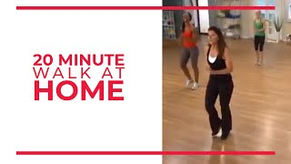 Download 20 Minute Walk at Home Exercise | Fitness Videos