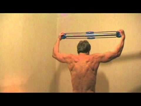 Bullworker exercises - YouTube