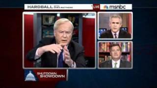 MSNBC - Hardball - Playing The Blame Game 4-6-2011