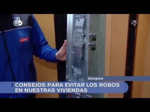 La Cerradura Invisible Remock Lockey En Aragon Tv Youtube