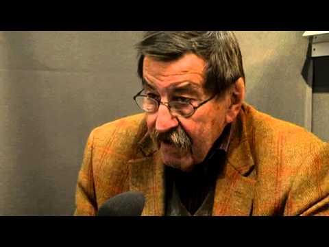 Interview mit Günter Grass auf der Frankfurter Buchmesse