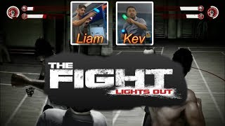 PS3 The Fight: Lights Out with Jonno, James and Liam