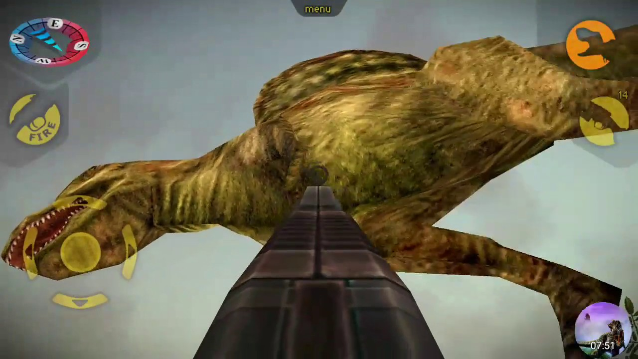 carnivores dinosaur hunter trex and spinosaurus hunting
