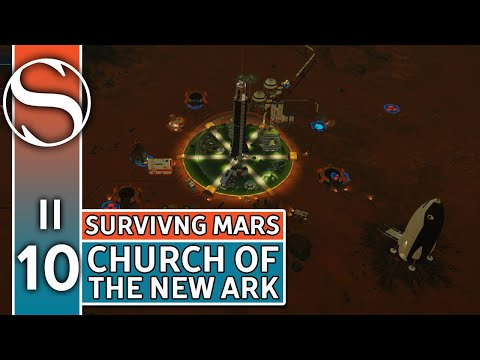 #10 EsoCorp - Surviving Mars - Surviving Mars Gameplay