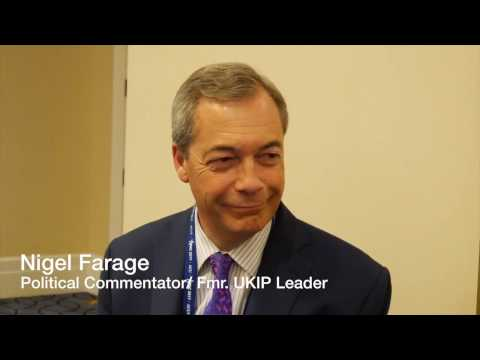 "Nigel Farage: ""Jan's interview is smashing"""