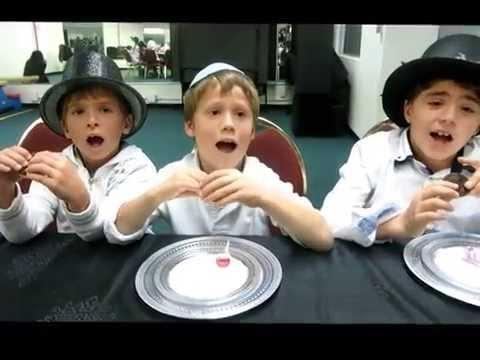 JEM Hebrew School Brachot Song 2014 Tu Bishvat