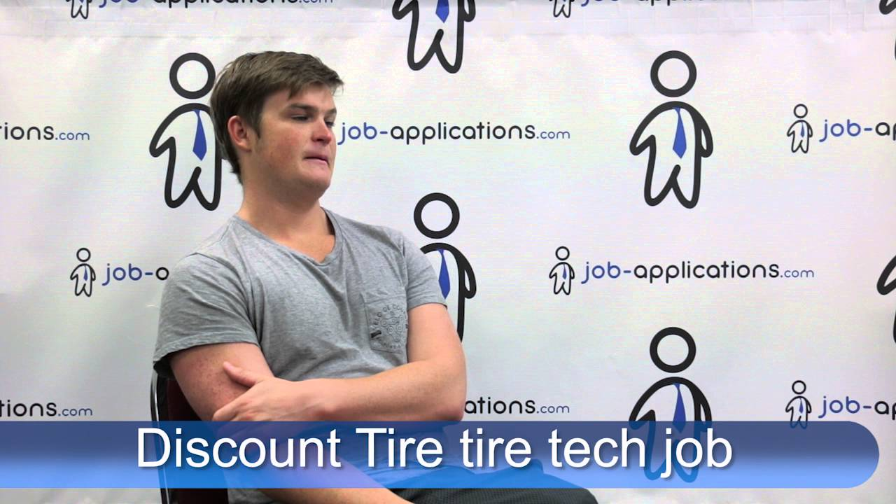 discount tire interview tire tech discount tire interview tire tech