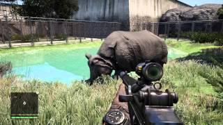 Far Cry 4 zoo