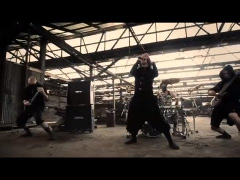 Twelve Foot Ninja - COMING FOR YOU (OFFICIAL VIDEO)