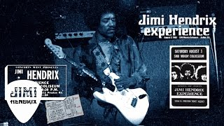 The Jimi Hendrix Experience - Dear Mr. Fantasy (Dallas 1968)