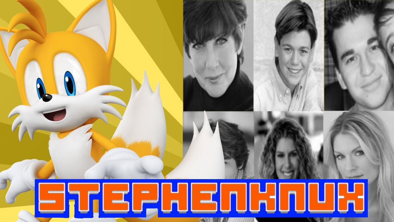My Opinions On Sonic Voice Actors Tails Youtube