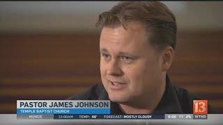 Muncie Pastor, James C. Johnson supports Kim Davis WTHR interview
