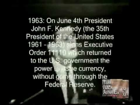 ARE the  ROTHSCHILDS Behind Assassinations of USA Presidents - JFK Assassination