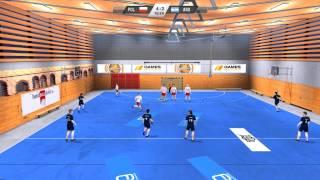 IHF Handball Challenge 12 Gameplay on A8-5500 (720p HD)