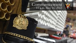 VMI Commencement Ceremony