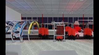 ROBLOX Car Wash #96: Red Wave Express (07/14/19 Retake), 1080p60