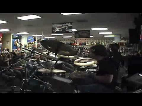 Drummer Video: Cash & Billy  Performance - Drummer Connection Clinic @ Seminole Music & Sound