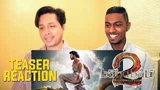 Baahubali 2 – The Conclusion - Motion Poster 2  and Trailer Reaction By Stageflix