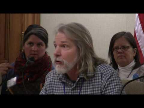 Lynn Utesch at Feb 08 2017 WI Citizen Water Lobby Day