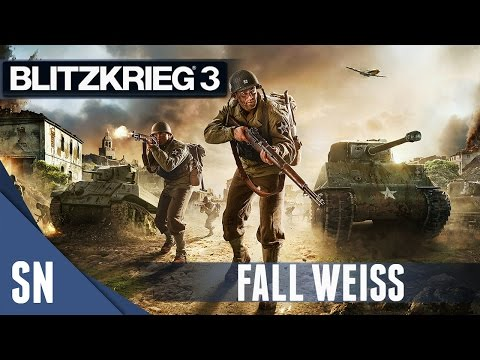 FALL WEISS! - BlitzKrieg 3 Gameplay: Invasion of Poland