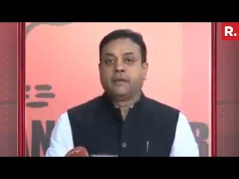 Sambit Patra Reacts To Rahul Gandhi's 'Coronation'