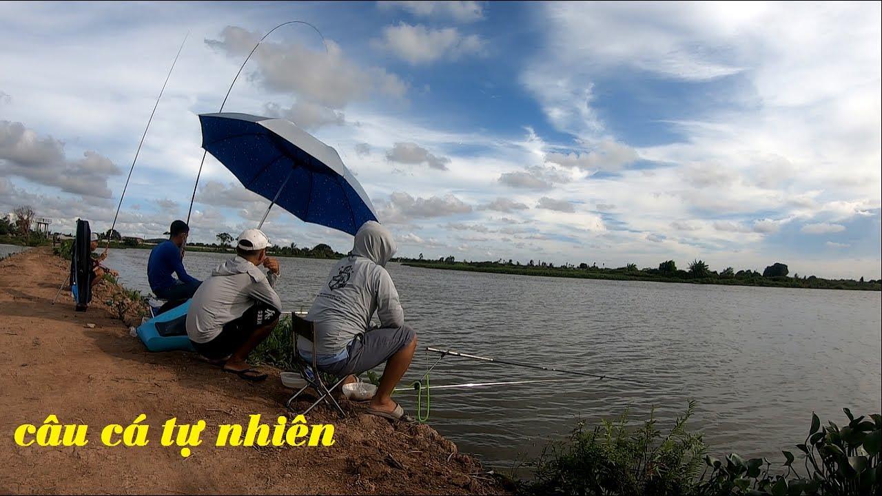 Hành trình đi khám phá điểm câu cá tự nhiên mới