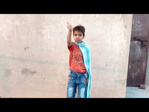 New Funny Video The Super Man Monistar Channal