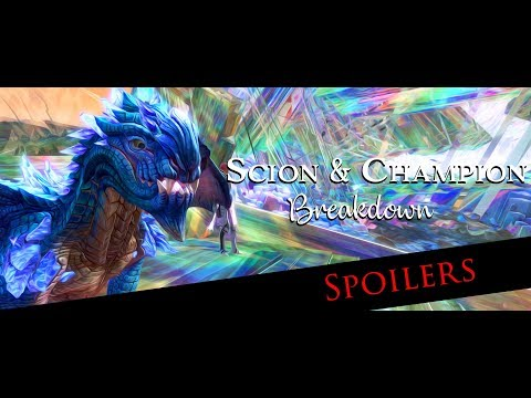 SPOILER ALERT - Guild Wars 2 | Scion and Champion Review - SPOILER ALERT thumbnail
