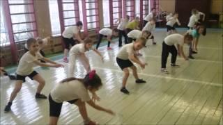 физическая культура с капоэйра 1 А,Б,В