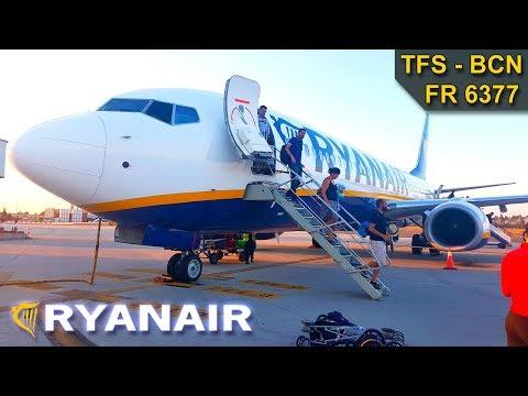 trip-report-|-ryanair-|-tenerife-south---barcelona-|-boeing-737