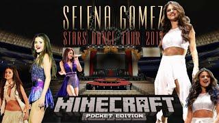 Selena Gomez - Stars Dance Tour (Minecraft)