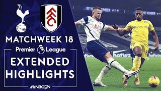 ⚽ Watch Online Tottenham v. Fulham PREMIER LEAGUE HIGHLIGHTS 1132021 NBC Sports