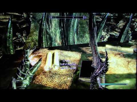The Elder Scrolls V: Skyrim Dragonborn DLC pt18: At the Summit of Apocrypha pt1 |