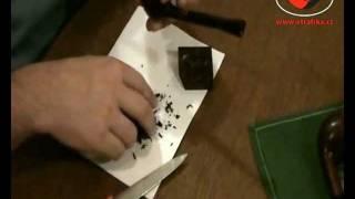 Příprava Dýmkového Tabáku řezu Plug