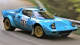 Lancia Stratos HF Group 4 || Ferrari V6 Engined Rally Legend - Cividale 2018