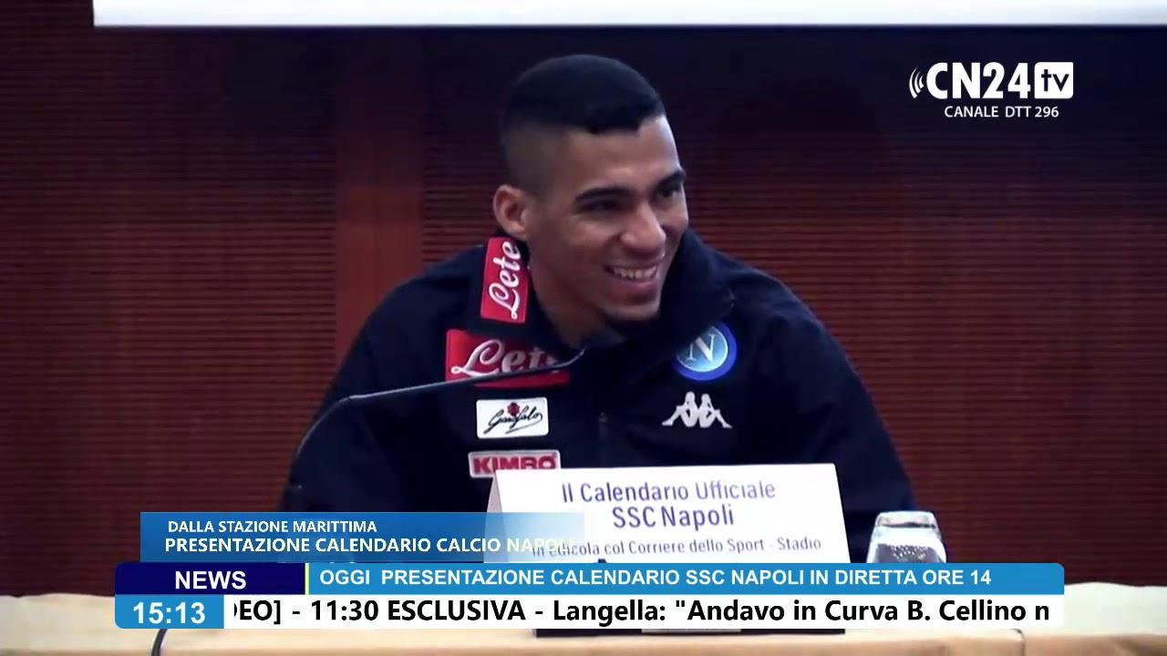 Europa League Napoli Calendario.Calendario Ssc Napoli 2019 Allan Europa League Possiamo Arrivare In Fondo