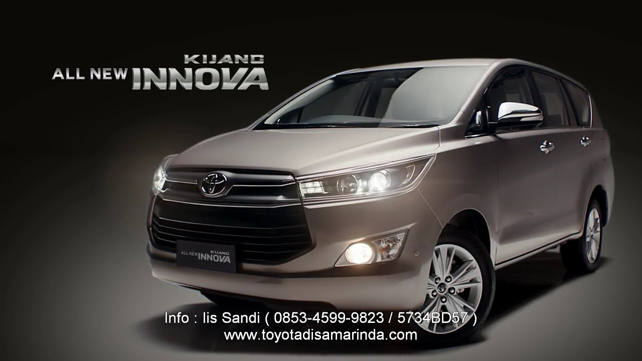 toyota all new innova samarinda ( iis sandi 0853-4599-9823