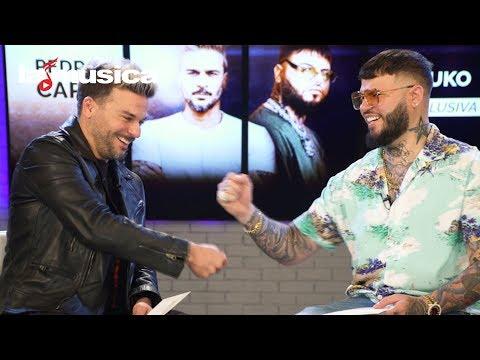 Farruko y Pedro Capó se Entrevistan